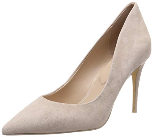 ALDO Damen TRAYCEY Pumps, Beige (Bone Suede 31), 38 EU Aldo Pumps