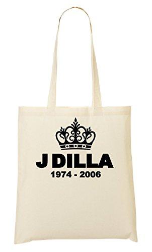 J Dilla 1974 - 2006 Tragetasche Einkaufstasche