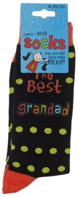 Simply The Best Grandad Socks