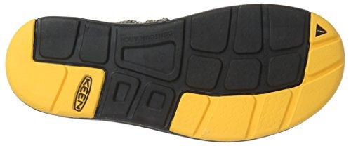 Keen Uneek 8mm Camo, Sandales de Randonnée Homme, Noir/Bleu, Taille Unique Yellow Camo