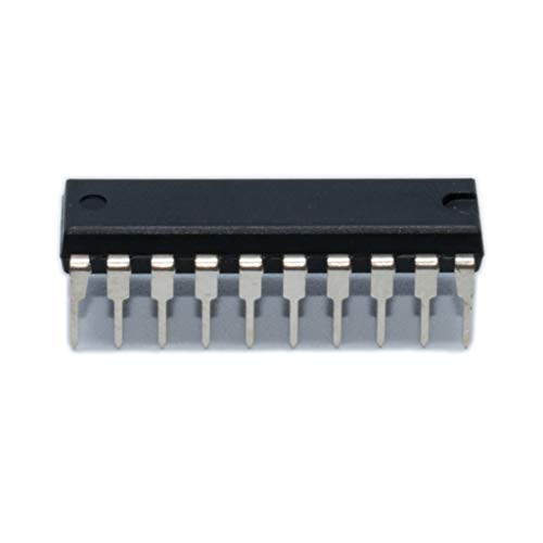 AT89C2051-12PU Microcontroller 8051 Flash2kx8bit SRAM128B Interface
