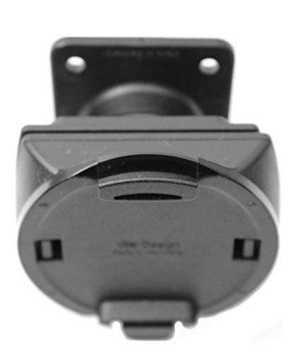 KRS - APN - KFZ Halter Adapterplatte für NAVIGON 70 72 70 Live 40 42 Easy 40 42 Plus 40 42 Premium 8450 7310 7210 6310 | 6350 Live 4310 max