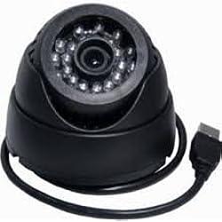 Digital Video Recorder CCTV Waterproof Aluminium alloy material (HD) with Memory Card Slot Recording (USB) by Bigsavings