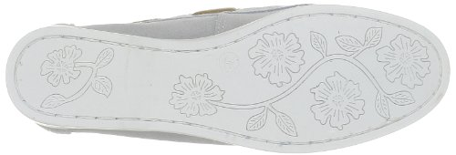 US Polo Assn Deloris, Mocassins femmes Bleu (Wat)