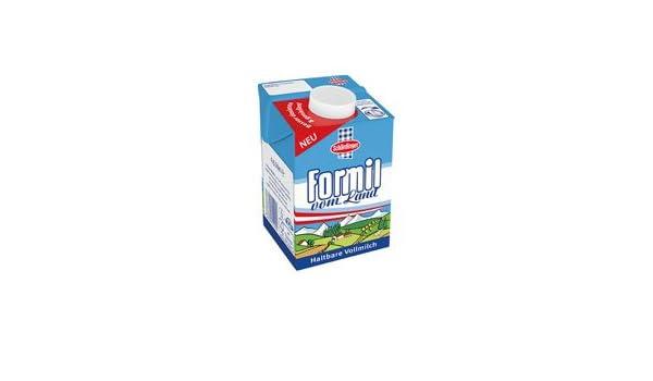 Schärdinger Formil Haltbar Milch 35 Fett 05l Amazonde