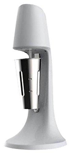 Profi Barmixer in modernem Design - Gusseisen Fuß sorgt für Standfestigkeit - mit Mixbecher aus Edelstahl - Barmixer Blender
