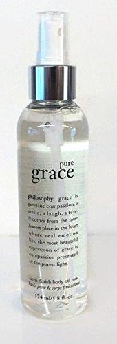 Philosophy Pure Grace Satin Finish Body Oil Mist (174 ml)