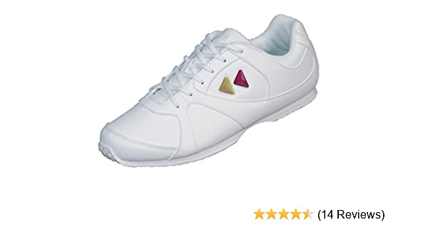 a467a46ff Kaepa Women s Cheerful Cheer Shoe with Color Change Snap in Logo   Amazon.co.uk  Sports   Outdoors