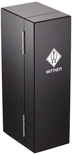 Wittner 2207B Taktell Super Mini Wooden Metronome - Blackwood