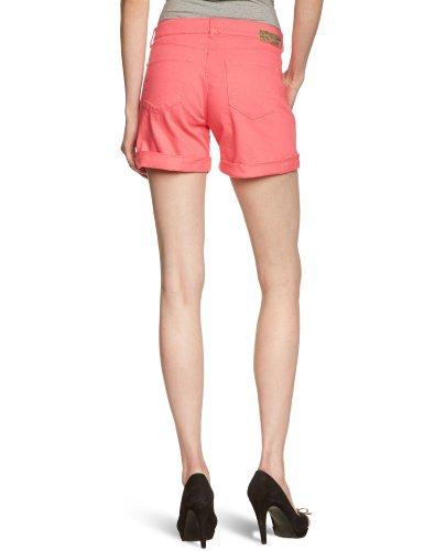 MEXX n1ESH001 short pour femme Rouge - Pink (669)