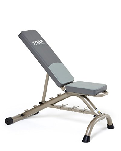 York Fitness Adjustable Gym Bench