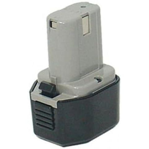 PowerSmart® 7.20V Ni-MH 3000mAh Batteria per Hitachi 325292, EB 7, EB 712S, EB 714S, EB 7B, EB 7G, EB 7M, EB 7S, FEB 7, FEB 7S