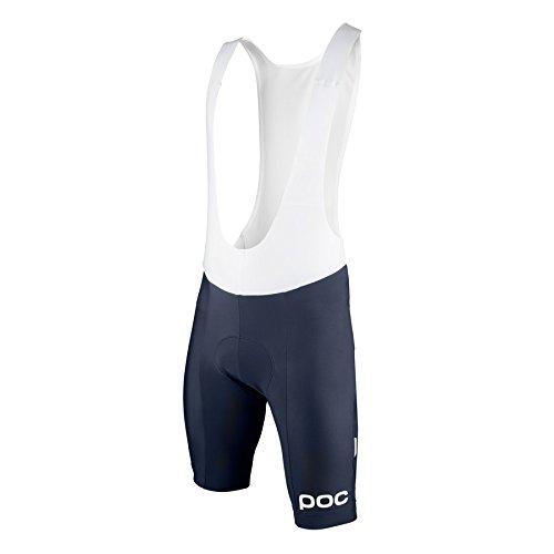 NEU Fondo Bib Shorts POC Size XS-M Herren Hosen Dunkelgrau/Weiß