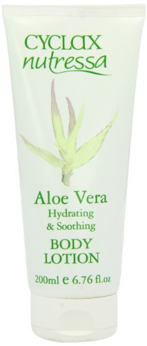 Cyclax Nutressa Aloe Vera Body Lotion 200ml by Cyclax