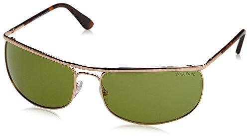 Tom Ford Sonnenbrille 1205359_28N (68 mm) goldfarben