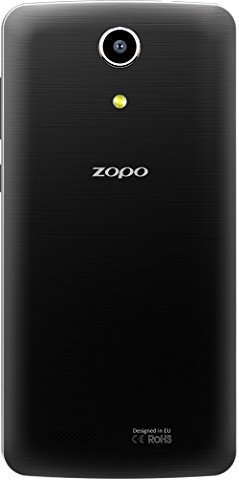 ZOPO ZP952 Speed 7  SIM doble 4G 16GB Negro - Smartphone  14 cm  5 5    16 GB  13 2 MP  Android  5 1  Negro