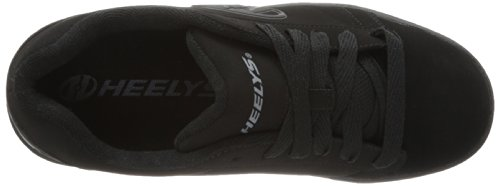 Heelys Straight Up Men Black Black