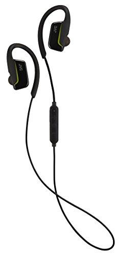 JVC HA-EC30BT Dentro de oído Binaural Inalámbrico Negro - Auriculares (Inalámbrico, Dentro de oído, Binaural, Intraaural, 20-20000 Hz, Negro)