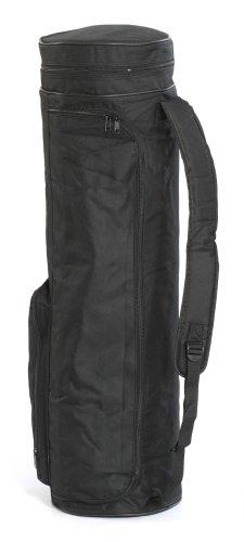 Bausinger Yogatasche für 100 cm breite Yogamatten, schwarz
