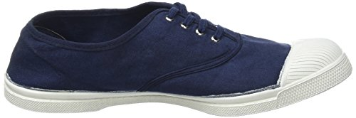 Bensimon Mens Tennis Flat Blue (navy)