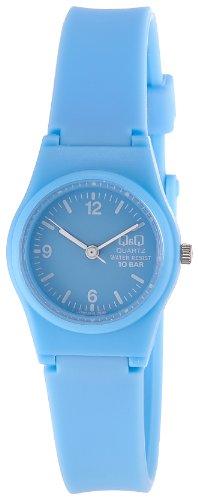 Q&Q Standard Analog Blue Dial Women's Watch VP47J014Y image