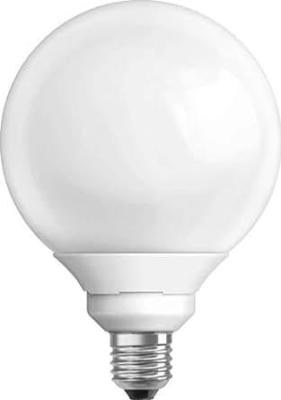 osram duluxstar globe 14w 825 warmwei e27 energiesparlampe globeform beleuchtung. Black Bedroom Furniture Sets. Home Design Ideas