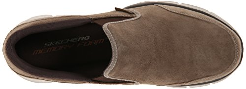 Skechers - Equalizer- Mind Game, Scarpe sportive Uomo Marrone (Brown)