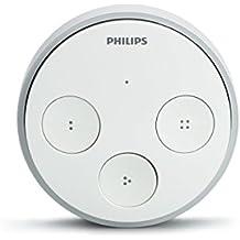 Philips Hue Tap Interruptor, Funciona sin Pilas, Blanco
