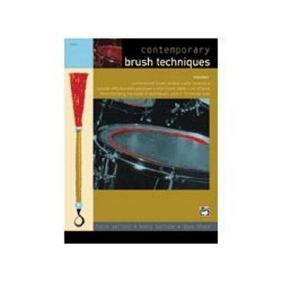 [(Contemporary Brush Techniques)] [Author: Louis Bellson] published on (August, 2000)