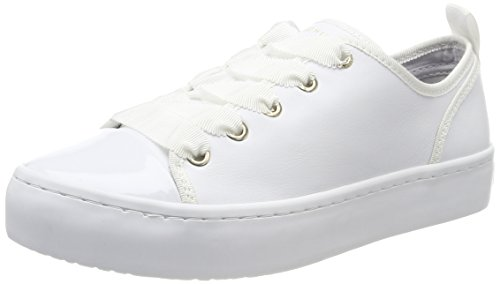 Tommy Hilfiger J1285upiter 3a1, Low Athletic Sneakers Blanco (blanco)