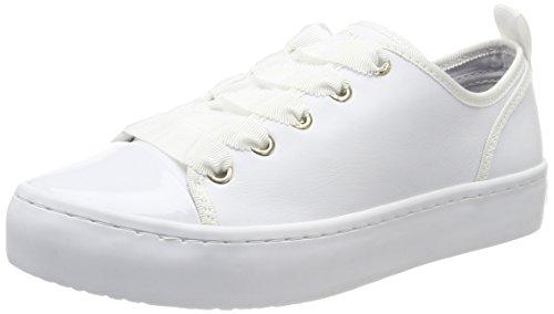 Tommy Hilfiger Damen J1285UPITER 3A1 Sneaker, Weiß (White), 40 EU