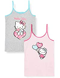 Hello Kitty Camiseta sin Mangas para Niñas