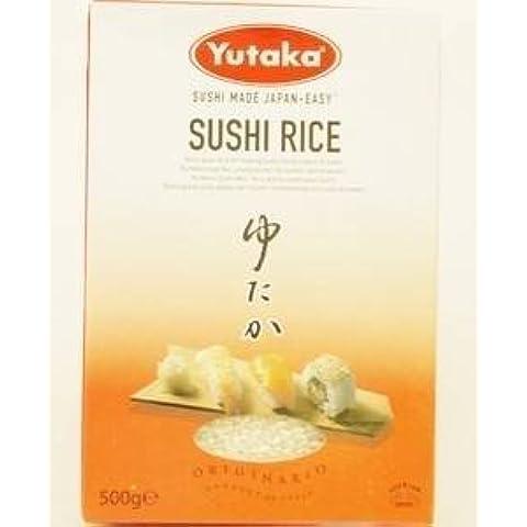 Arroz De Sushi Para Los Platos Japoneses - 500G
