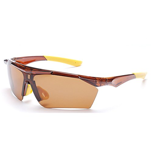 Z-P Classical Unisex Outdoor Sports Style Bicycle Driving Night Vision Explosion Protection Sunglasses (Kostüm Designer Flieger Der)
