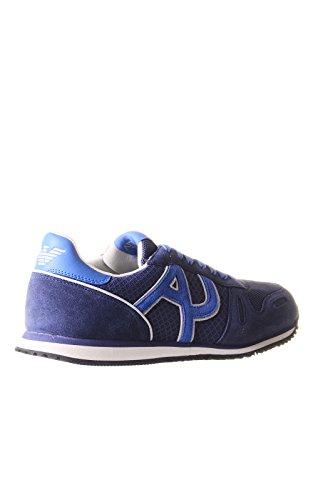 Armani Jeans A6506 13 05 scarpa blu Blu