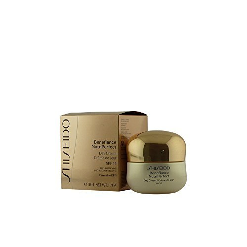 Shiseido Benefiance Nutriperfect Day Cream SPF 15 Pro-fortifying - 50 ml by Shiseido (Cream Day Benefiance Nutriperfect)
