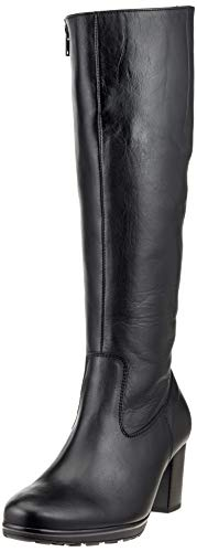 Gabor Shoes Damen Basic Hohe Stiefel, (Schwarz 27), 39 EU