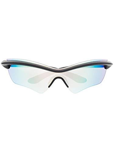 Mykita X Maison Margiela Herren Mmech0005md1301 Schwarz Acetat Sonnenbrille