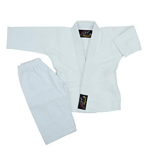 Judo Uniform (Unbekannt Playwell Kampfsport Geschenk - Baby Kleinkind Judo Uniform - Weiß, 6-12 Months)