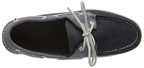 Sebago Spinnaker, Chaussures Homme Navy/Grey