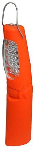 Kunzer PL-023.1 Akku Handlampe PL-023, Orange
