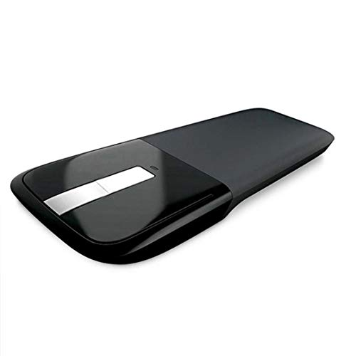 LouiseEvel215 Drahtlose Maus Ergonomisches 1200-dpi-Optik-Klappcomputer-Mäuse-Adapter-Kit für Microsoft-PCs -