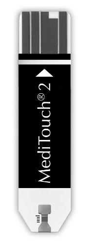 MEDITOUCH 2 Teststreifen 2X25 St