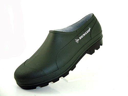 dunlop-jardinage-chaussure-sabot-galoches-impermable-leau-unisexe-tailles-3-11-uk-vert-fr-43-1-2