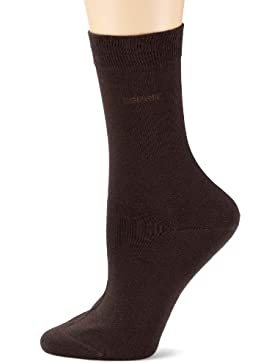 ESPRIT Damen Socken Doppelpack uni