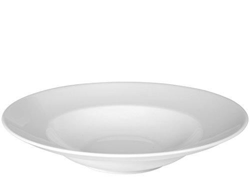 Piatto porcellana modello Pasta Bowl Saturnia Diametro 26 Cm Colore: