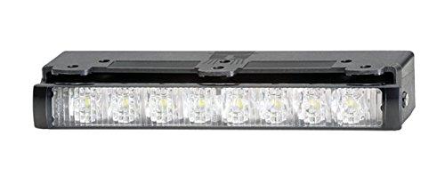 Preisvergleich Produktbild HELLA 2PT 980 970-871 Tagfahrleuchtensatz, LEDayLine Zero, LED Tagfahrlicht, Anbau waagerecht, 24 V, Set