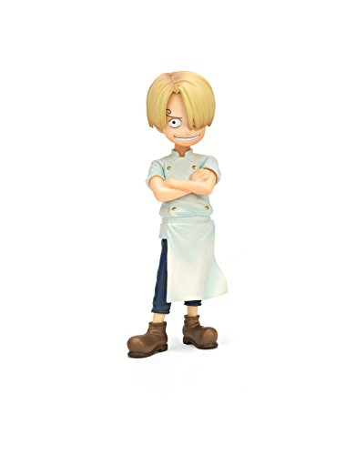 One Piece Kid Sanji The Grandline Children Vol. 6 DXF PVC Figurine