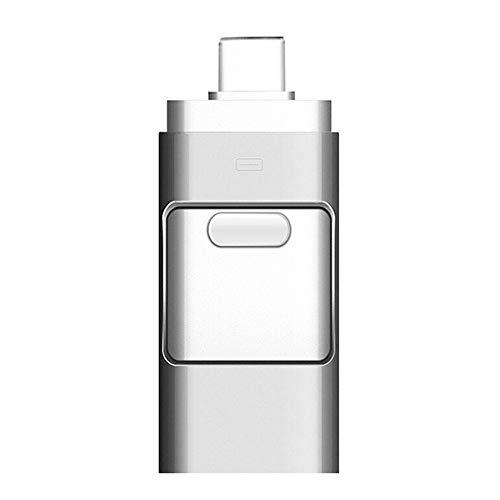 MMPY USB-Sticks USB-Stick Mobiles GB-Flash-Laufwerk USB-Stick Speicher für Computer mit großer Kapazität USB Memory (größe : 64GB) (Refurbished 64gb Mini Ipad)