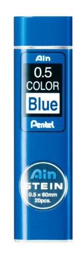 pentel-mine-ain-stein-05-zustzliche-piombo-blu-da-kern-10-confezioni-c275-hbo-bl-japan-import